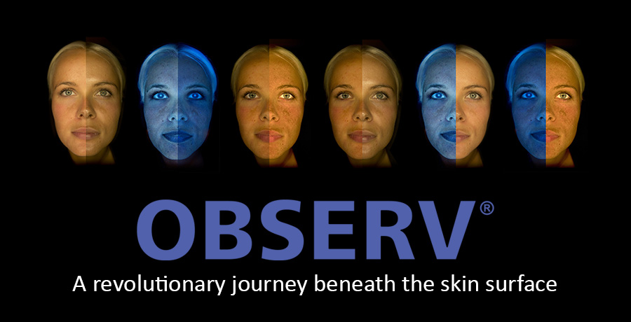 A Revolutionary Journey Beneath The Skin Surface Observ UV Technology